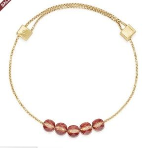Lava Expandable Bracelet (14k Gold over .925 Slv)